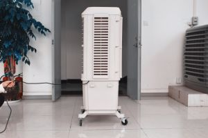Mobile / Portable Air Cooler / Desert Cooler for Room (JH601) pictures & photos