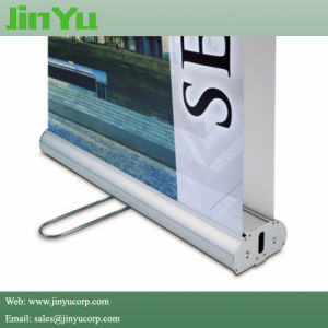 Double Sided Retractable Banner Display Stand pictures & photos