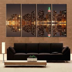 Handmade Painting on Canvas Art Canvas Painting pictures & photos