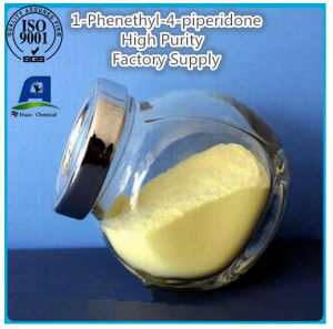 CAS 39742-60-4 Light Yellow Powder 1-Phenethyl-4-Piperidone Npp pictures & photos