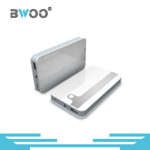 Bwoo New Hot Salling Power Bank 5000mAh Polymer pictures & photos