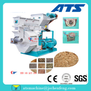 Biomass Wood Pellet Mill for Eastern Europe with Ce pictures & photos