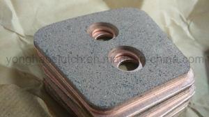 Gbv Ceramic Clutch Button with Tt3 Rivet