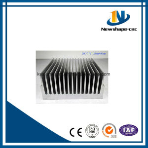 6063 500W Extrusion Fin Aluminium High Power Heat Sink pictures & photos