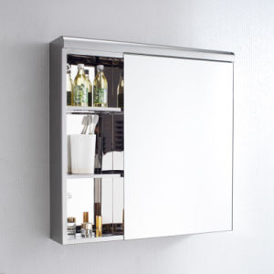 Professional Factory Modern Style Bathroom Mirror Cabinet pictures & photos