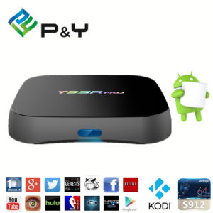 2016 Laest Price T95r PRO Kodi17.0 2GB+16GB Star TV Box S912 T95r PRO Octa Core TV Box pictures & photos