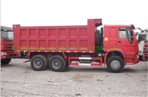 Reasonable Price HOWO 380HP 6X4 Dump Truck for Sale pictures & photos