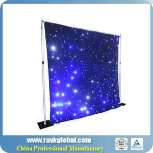 China Newest Product Colorful  LED Star Effect Curtain pictures & photos