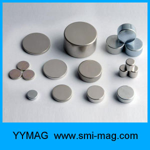 Cylinder Neodymium Magnet Used for Electric Bike pictures & photos