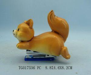 Custom Resin Cartoon Hedgehog Animal Stapler Book Sewer pictures & photos