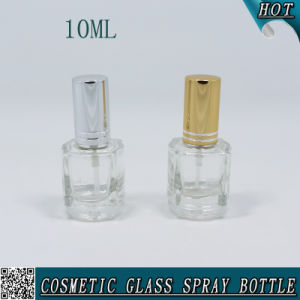 Luxury Empty Clear Glass Spray Perfume Bottle Cosmetic 10ml pictures & photos