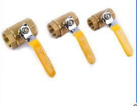 High Quality Fixed Brass Ball Valve (EM-V-113) pictures & photos