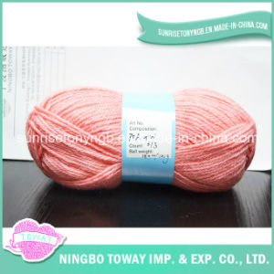 9s/4 12s/4 Red Blue Knitting Blend Acrylic Wool Yarn pictures & photos
