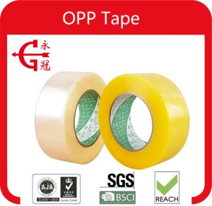 Transparent OPP PA⪞ King Tapes and Carton Sealing BOPP Tape pictures & photos
