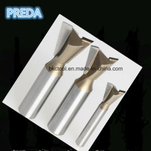 Carbide Inch Dovetail Groove Milling Cutters for CNC Woodworking pictures & photos
