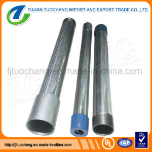 Hot Sale Galvanized Tubo De Acero BS31 Steel Pipe pictures & photos