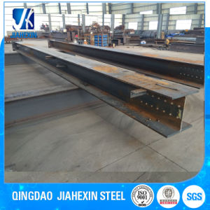 Structural Steel Column Prefabricated Q235 Steel H Beam for Construction pictures & photos