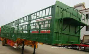 13 Meters Gooseneck Van Type Semitrailer pictures & photos