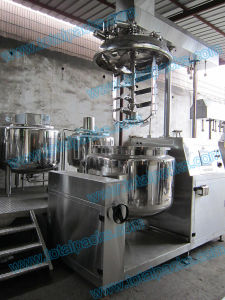 Vacuum Homogenizer for Cream Products (HR-100A) pictures & photos