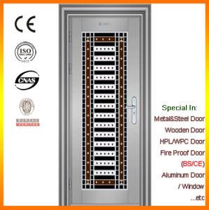New Design Stainless Steel Door Main Entrance Door pictures & photos
