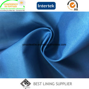 100% Polyester 230t Trilobal Lining Women′s Cloth Lining Fabric pictures & photos