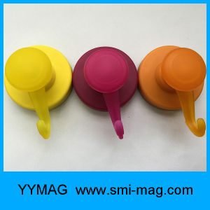 Plastic Hook Magnet Neodymium Pot Magnetic pictures & photos