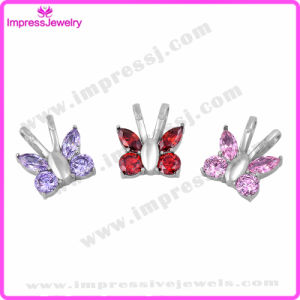 Keepsake Necklace Butterfly Pendant with Crystals Ijd9744 pictures & photos