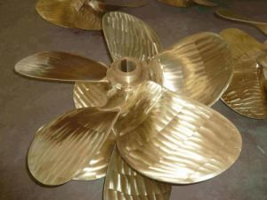 Factory Reliable High Precision Forging Propeller by Drawings pictures & photos