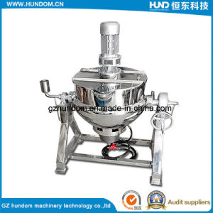 Stainless Steel Cooking Candy Mixer Pot for Food pictures & photos
