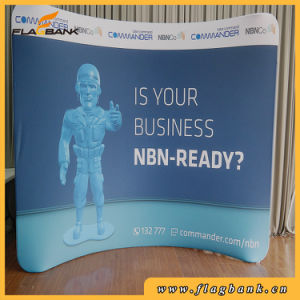 20FT Tension Fabric Display Trade Show Display LED Fabric Display pictures & photos