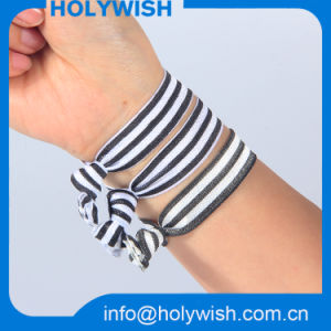 Fabric Elastic Smart Wrist Strap for Girl Hair Band pictures & photos