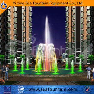 Outdoor Wooden Package Program Control Fountain pictures & photos