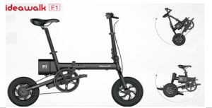 12 Inch Aluminum Alloy One Second Folding Electric Bike pictures & photos