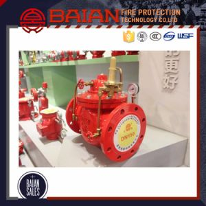 Fire Fighting System Diaphragm Type Water Pressure Reducing Valve pictures & photos