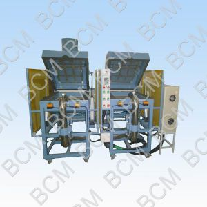 Pillow Weight Setting Vacuum Filling and Fiber Opening Machine pictures & photos