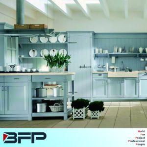 Waterproof PVC Vinyl Kitchen Cabinet pictures & photos