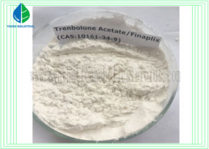 Yellow Powder Raw Steroid Trenbolone Acetate for Muscle Growth pictures & photos
