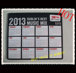 EVA Mouse Pad with Calendar-39 pictures & photos