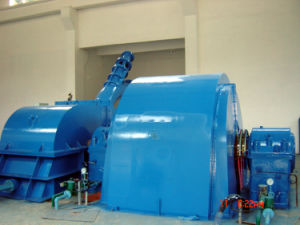 Hydro Turbine Generator / Water Turbine for Hydro Power Plant pictures & photos