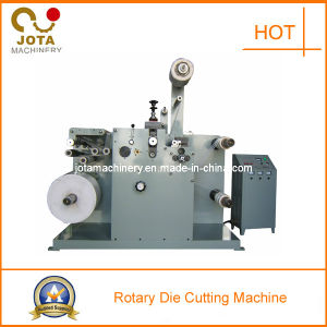 Automatic Blank Label Die Cutting and Slitting Machine pictures & photos