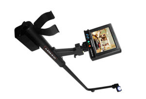 Portable Full HD Video Under Vehicle Inspection System Handheld Uvss Uvis pictures & photos