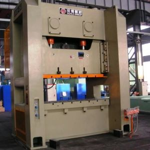 H Frame Fixed Bolster Power Press Machine pictures & photos
