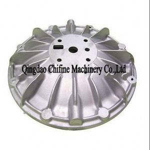 Aluminum Die Casting Pump Cover pictures & photos