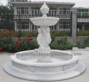 Garden Water Fountain with Stone Marble Granite (SY-F343) pictures & photos