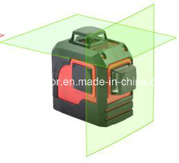 360-Degree 2-Plane Leveling and Alignment Green Laser Level (SW-92TG) pictures & photos