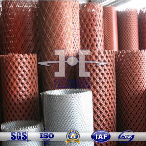 Expandable Wire Mesh (0.5-8mm plate thickness)