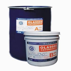 Two Component Structural Glazing Silicone Sealant (OLV9988) pictures & photos