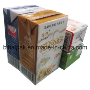 China Bihai Paper for Juice and Milk pictures & photos