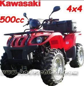 New 500cc 4x4 ATV. Quad (MC-394) pictures & photos