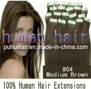 Free Shipping! ! !100% Indian Remy Hair Tape Extensions